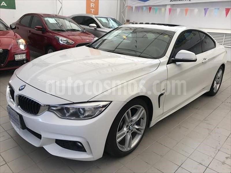 foto BMW Serie 4 4P 435I G COUPE M SPORT L6/3.0/T AUT usado (2015) color Blanco precio $440,000