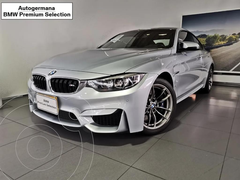 foto BMW M4 Coupé 3.0L usado (2018) color Plata precio $239.900.000