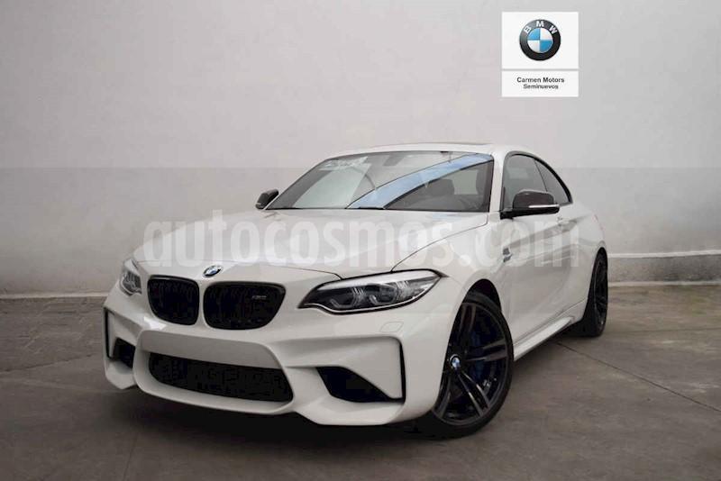 foto BMW Serie M M2 Coupé Aut usado (2018) color Blanco precio $830,000