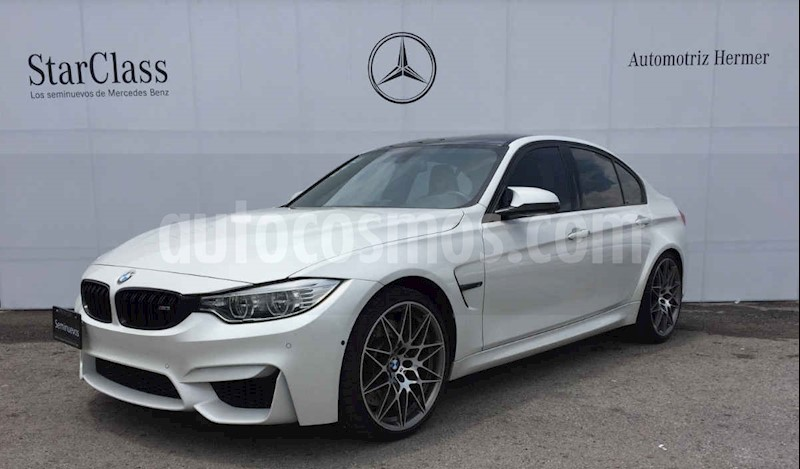 foto BMW Serie M M3 Sedan usado