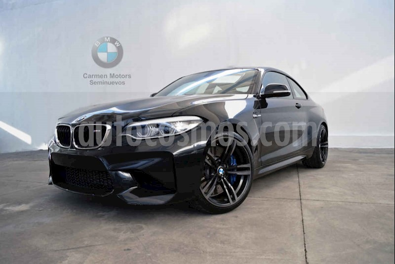 foto BMW Serie M M2 Coupé usado (2018) color Negro precio $830,000