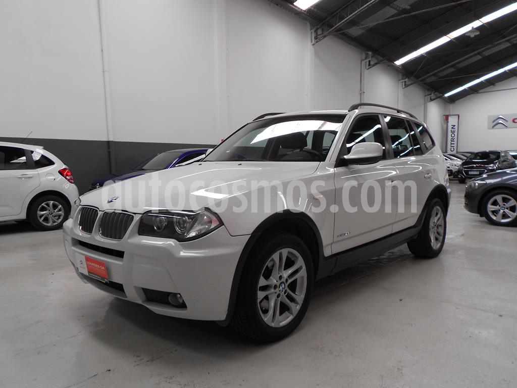 foto BMW X3 xDrive 20d Executive usado (2011) color Blanco precio $3.100.000