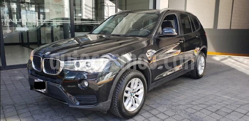 foto BMW X3 sDrive20iA Seminuevo