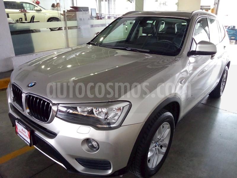 foto BMW X3 sDrive20iA usado