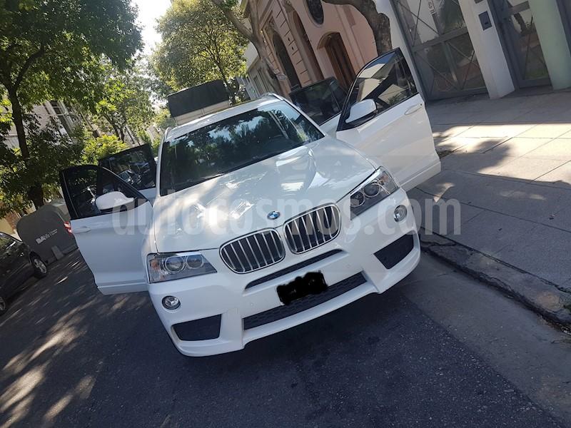 foto BMW X3 xDrive 35i Paquete M usado