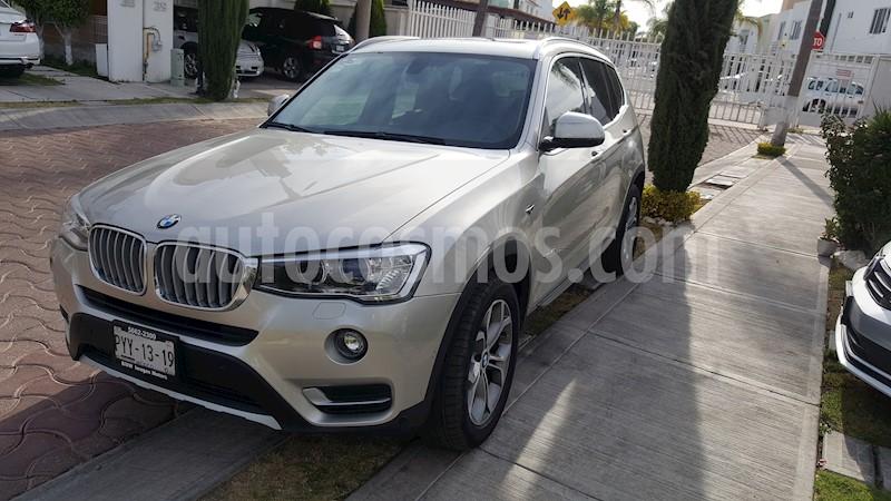 foto BMW X3 xDrive28iA Lujo  usado