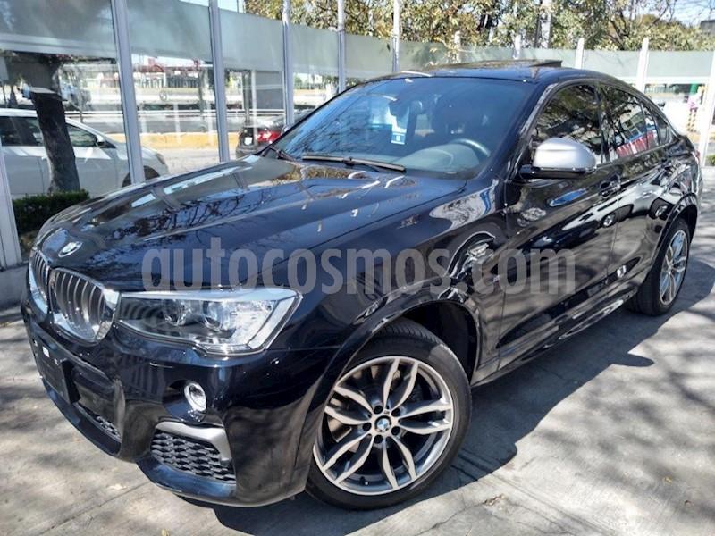 foto BMW X4 M40iA Aut usado