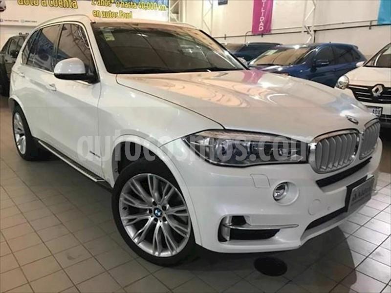 foto BMW X5 xDrive50iA Excellence usado (2018) color Blanco precio $836,000