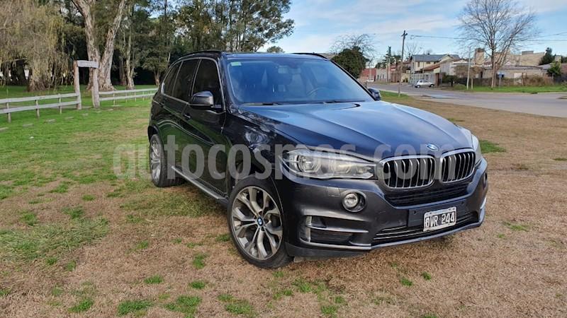 foto BMW X5 xDrive 35i Pure Excellence usado (2015) color Gris Sophisto precio u$s50.000
