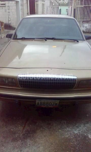 foto Buick Century DLX V6 3.3i 12V usado