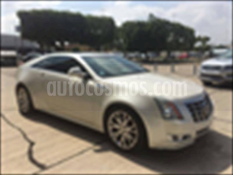 foto Cadillac CTS Coupe Paq C (318Hp) usado