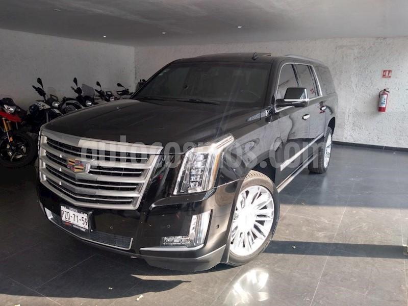 Foto Cadillac Escalade Esv Platinum Usado