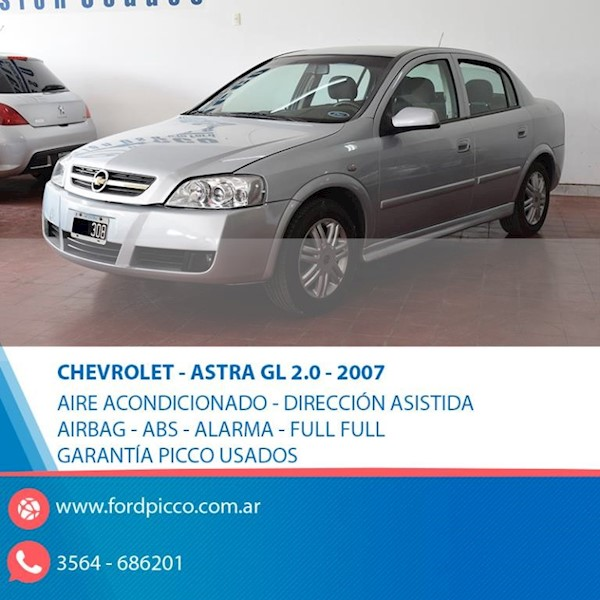 foto Chevrolet Astra GL 2.0 4P usado