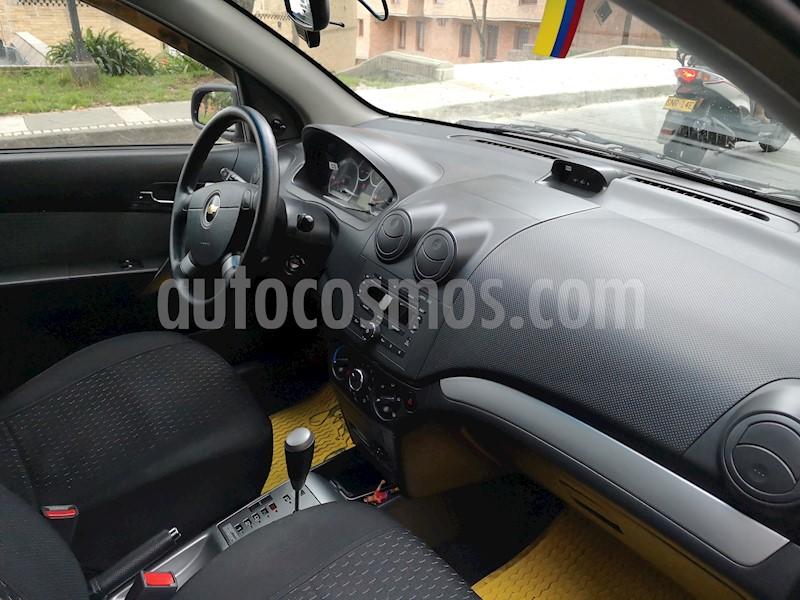 foto Chevrolet Aveo Emotion 5P GT 1.6L Ac  usado