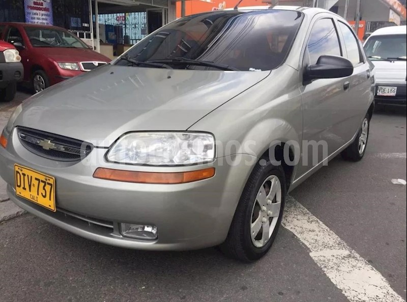foto Chevrolet Aveo Family 1.5L Ac usado