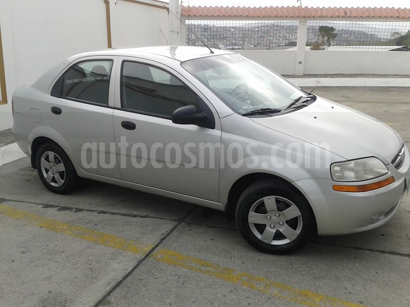 Chevrolet Aveo Family 15l Ac Usado 2013 Color Plata Precio Us10200