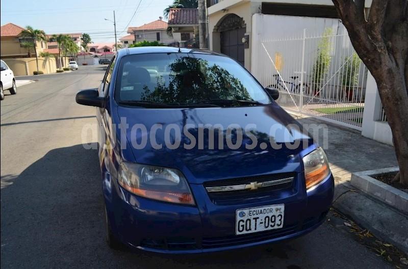 foto Chevrolet Aveo Family 1.5L Usado