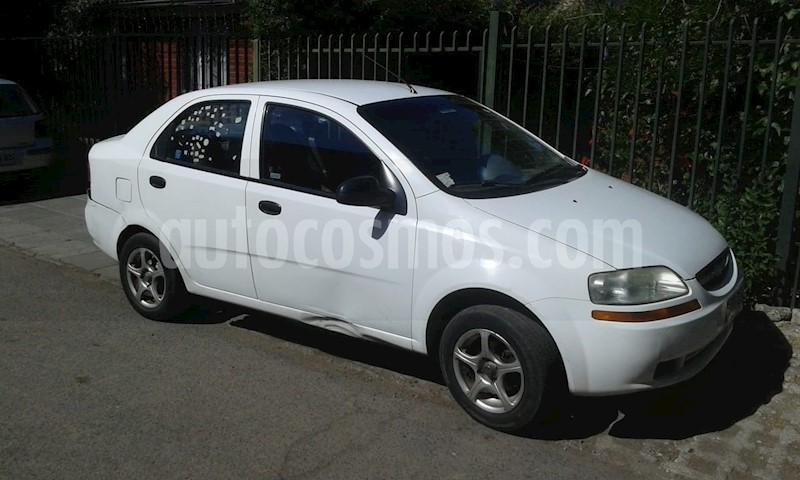 Chevrolet Aveo Sedan 14 Usado 2004 Color Blanco Precio 2000000