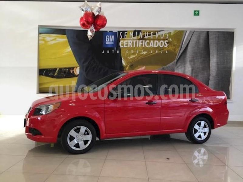 foto Chevrolet Aveo 4p LS L4/1.6 Aut usado