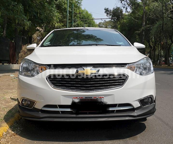 foto Chevrolet Aveo LTZ Bolsas de Aire y ABS Aut (Nuevo) usado