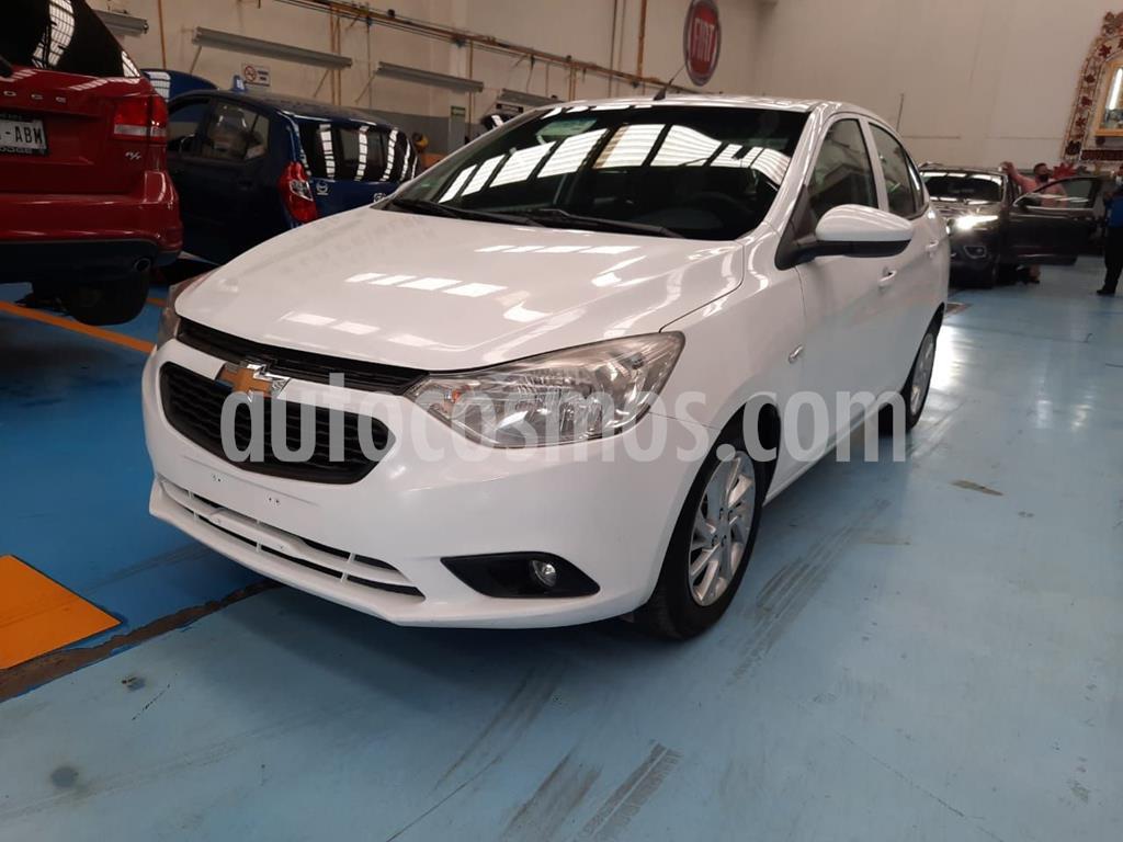 foto Chevrolet Aveo LT usado (2018) color Blanco precio $180,000