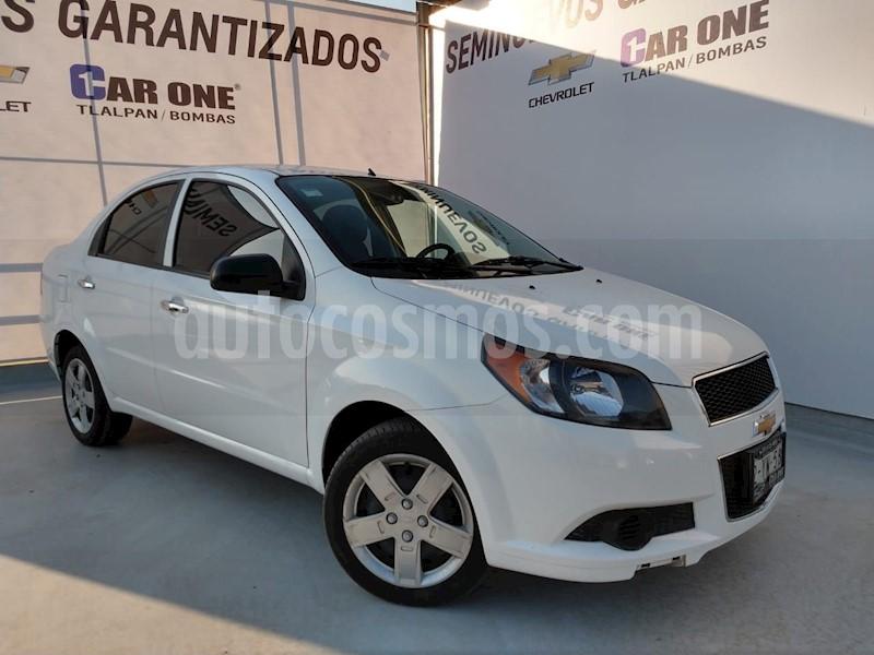foto Chevrolet Aveo LS Aa usado (2016) color Blanco precio $115,500