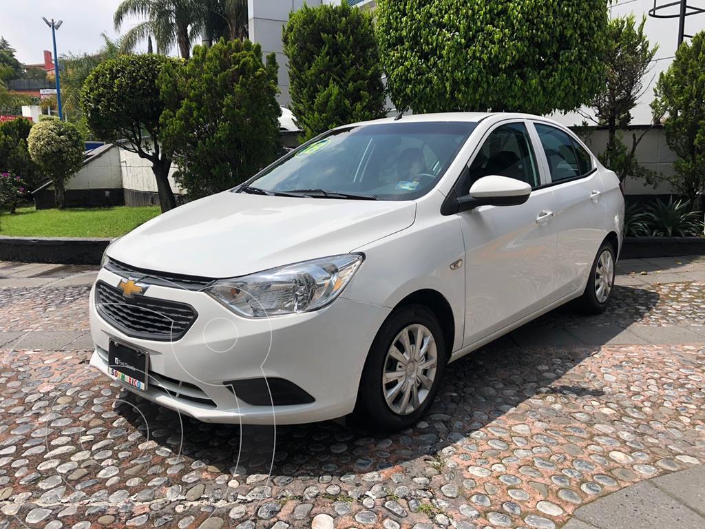 foto Chevrolet Aveo LS Aa radio (Nuevo) usado (2018) color Blanco precio $165,000