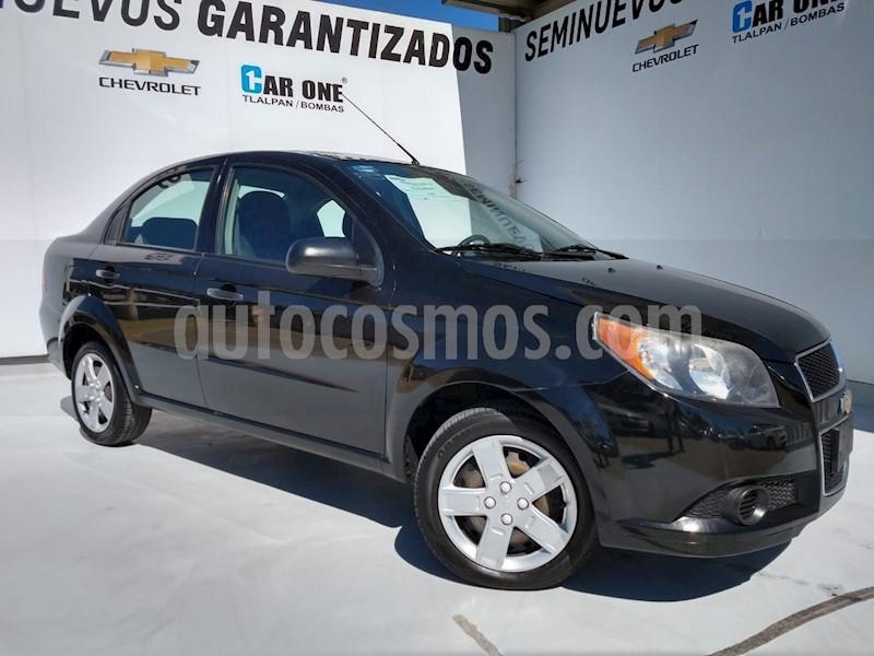 foto Chevrolet Aveo LS Aa usado (2016) color Negro precio $105,500