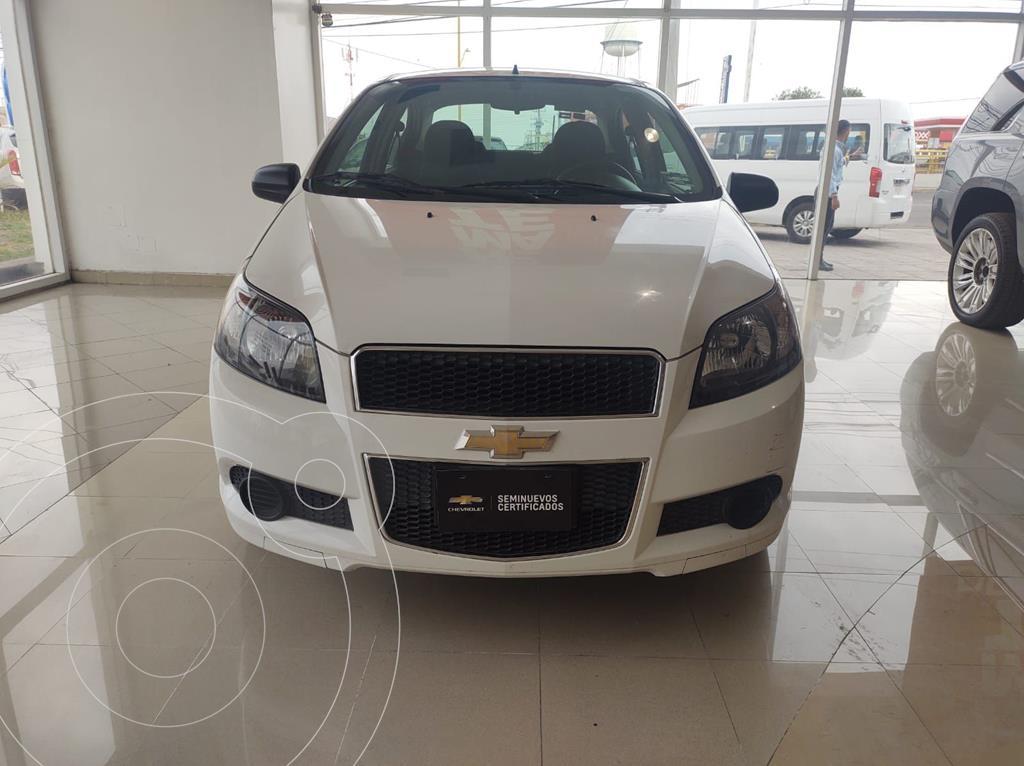 foto Chevrolet Aveo LT (Nuevo) usado (2015) color Blanco precio $120,000