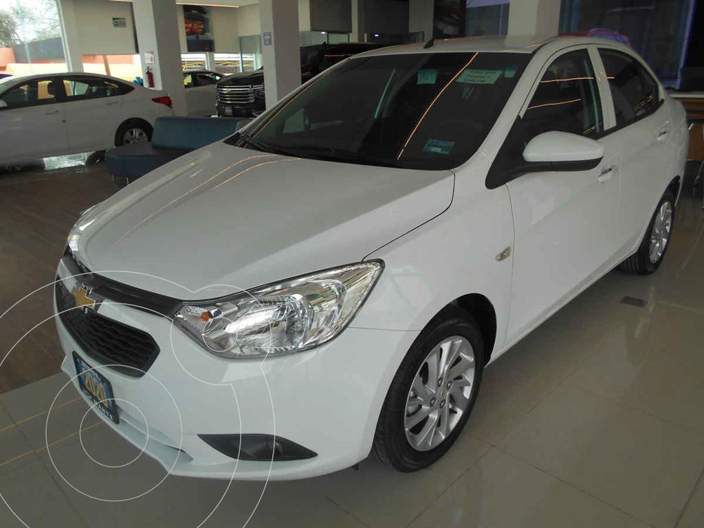 foto Chevrolet Aveo Paq C nuevo color Blanco precio $229,700