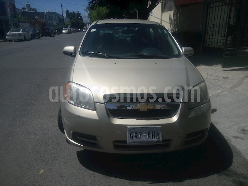 foto Chevrolet Aveo Paq G usado