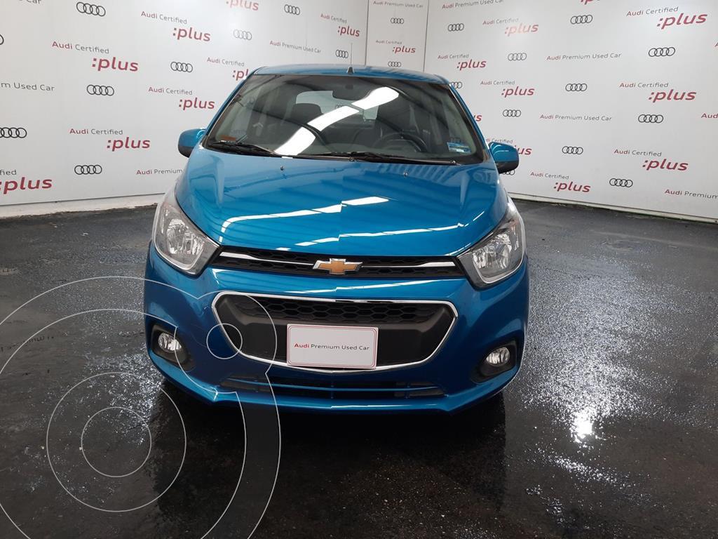 foto Chevrolet Beat Notchback LTZ Sedán usado (2020) color Azul precio $195,000
