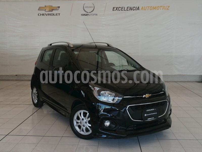 foto Chevrolet Beat LTZ usado (2018) color Negro precio $163,000