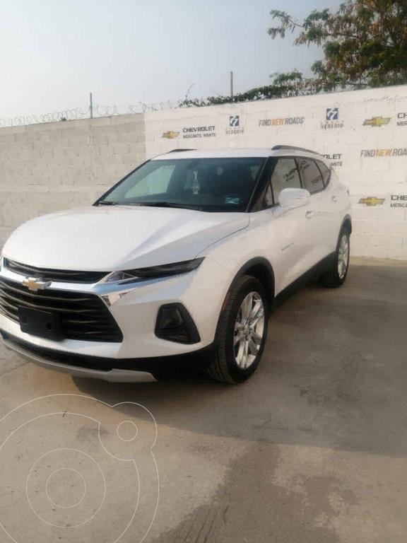 foto Chevrolet Blazer Piel nuevo color Blanco precio $797,900