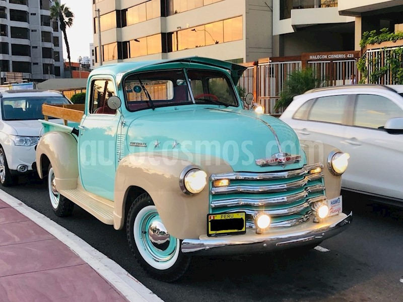 foto Chevrolet C10 Big 10 Pick-up L6,4.9,12v A-S1 3 usado