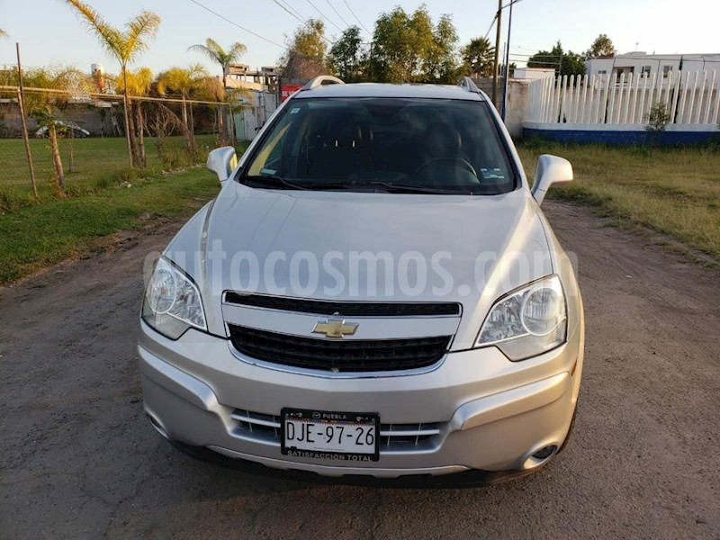foto Chevrolet Captiva Sport LT Piel Seminuevo