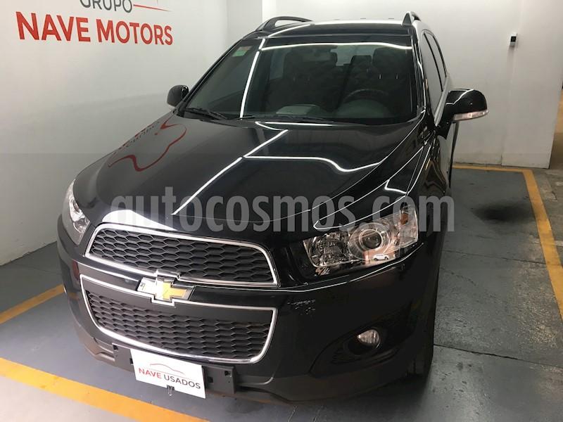 foto Chevrolet Captiva LS 4x2 usado