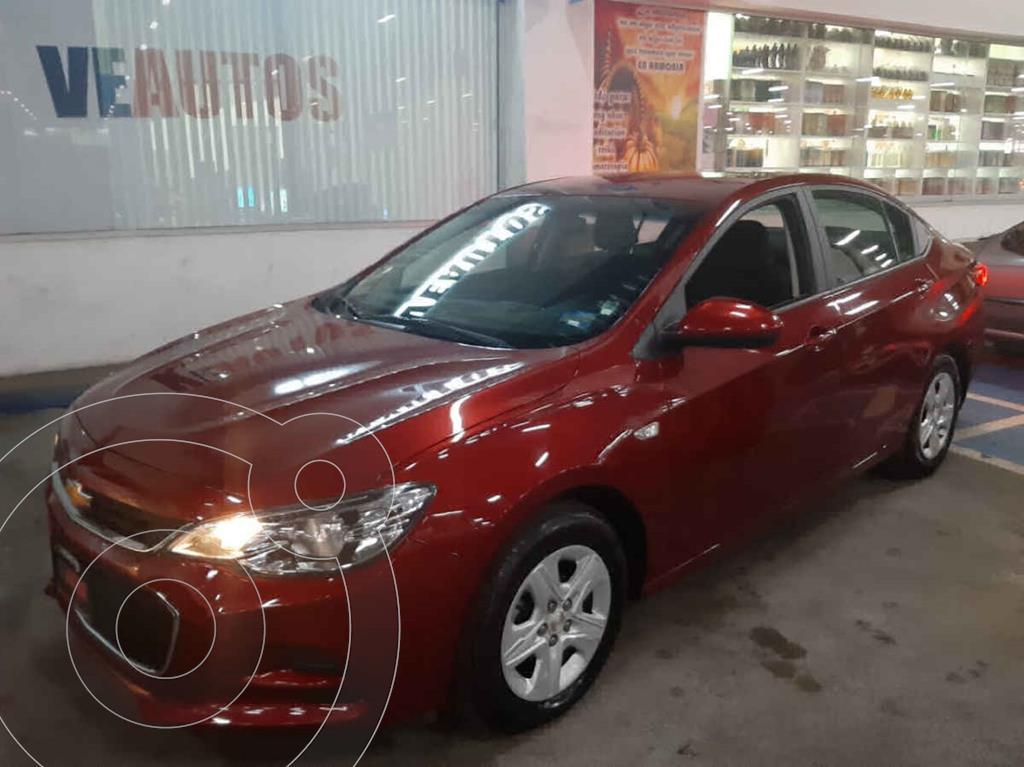 foto Chevrolet Cavalier LS Aut usado (2019) color Rojo precio $198,000