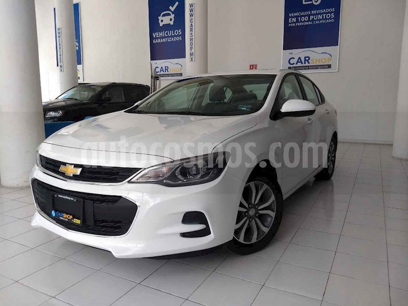 foto Chevrolet Cavalier Premier Aut usado