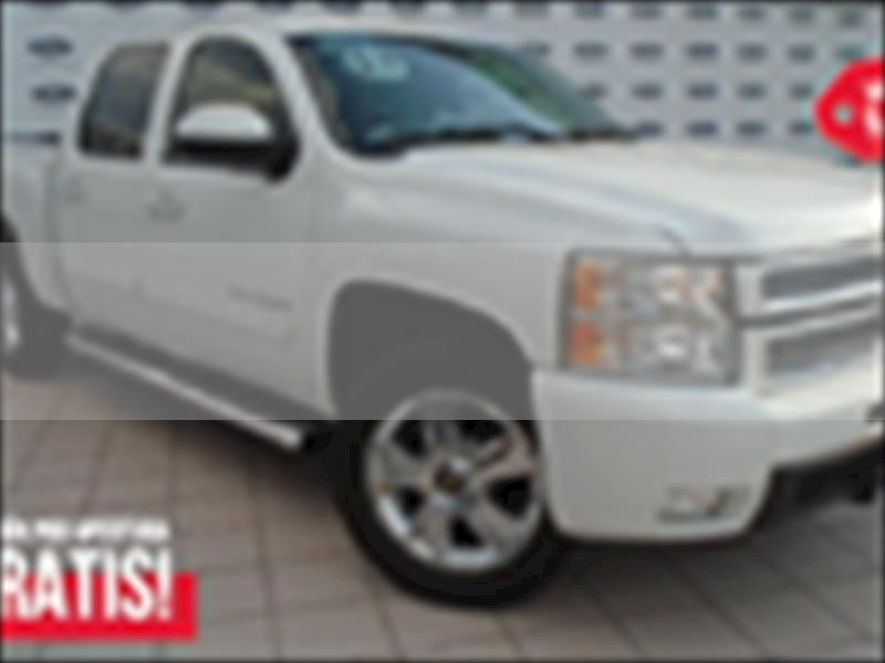 foto Chevrolet Cheyenne PAQ. C LTZ DOBLE 4X4 usado