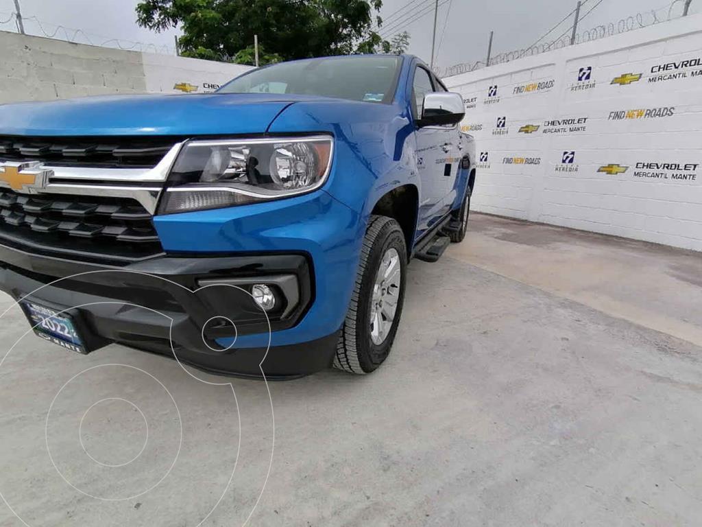 foto Chevrolet Colorado LT 4x4 nuevo color Azul precio $786,100