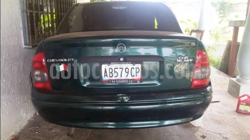foto Chevrolet Corsa 4 Puertas Sinc. A-A usado