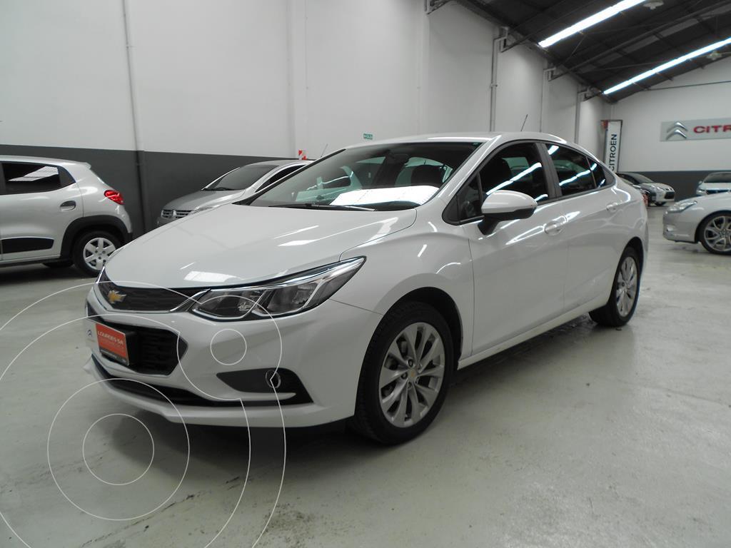 foto Chevrolet Cruze LTZ usado (2018) color Blanco precio $2.035.400