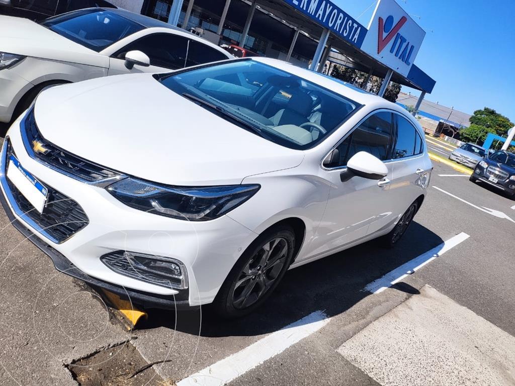 chevrolet cruze ltz aut plus usado 2020 color blanco crema precio 2.409.000