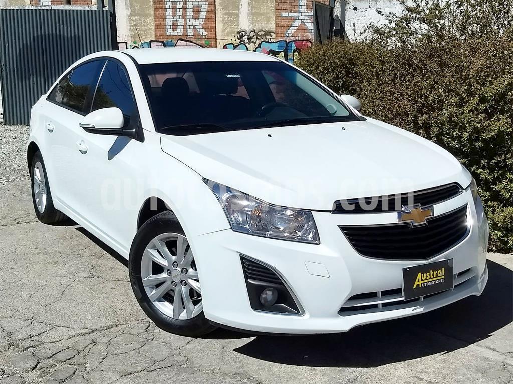foto Chevrolet Cruze LT usado (2014) color Blanco precio $600.000