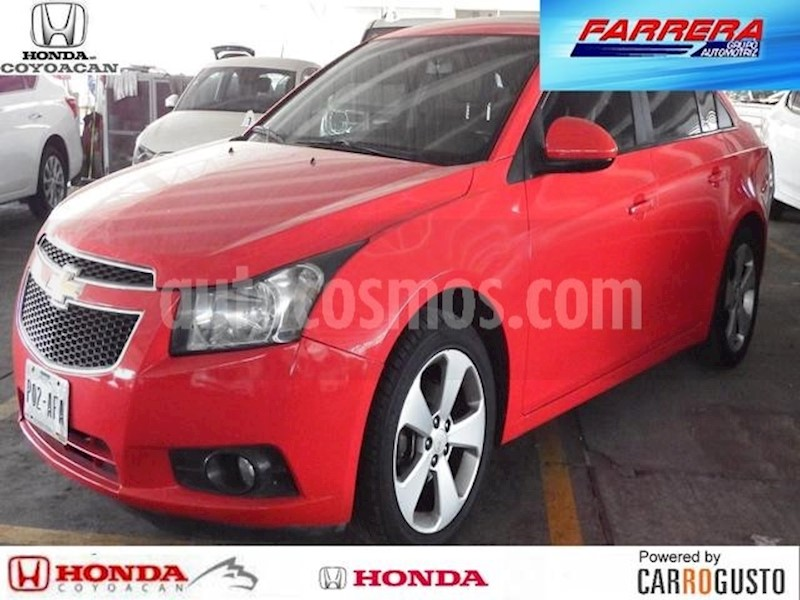 foto Chevrolet Cruze LT  usado