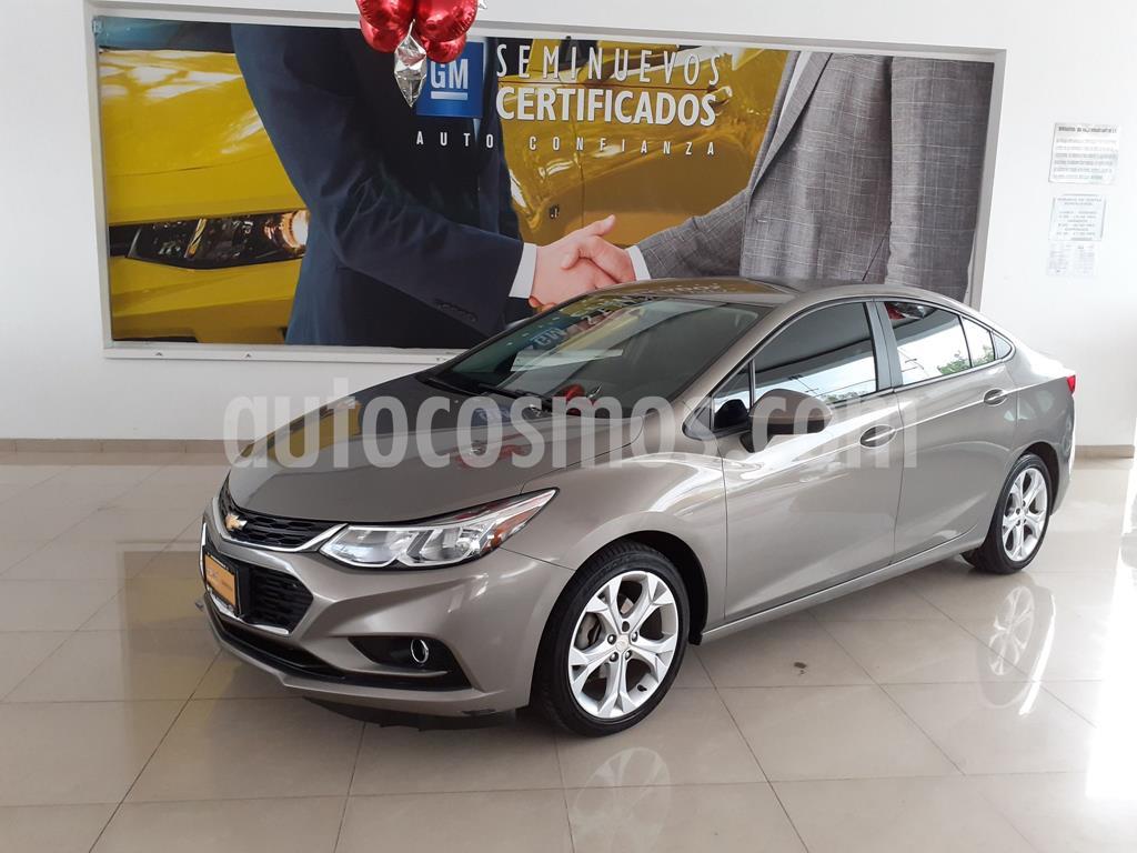 foto Chevrolet Cruze Premier Aut usado (2018) color Gris precio $235,000