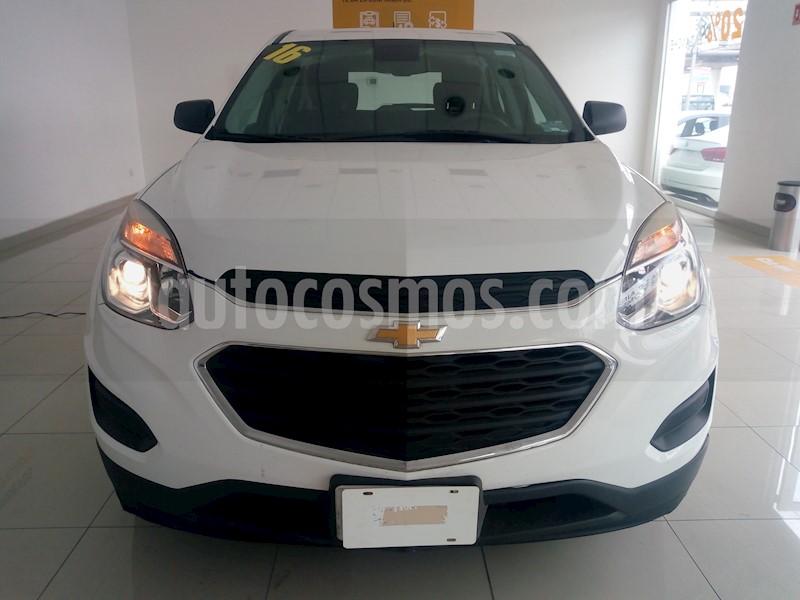 foto Chevrolet Equinox LS usado (2016) color Blanco precio $240,000