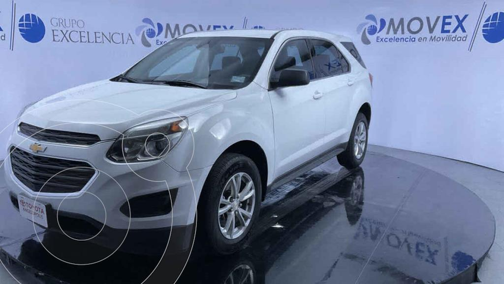 foto Chevrolet Equinox LS usado (2017) color Blanco precio $255,000