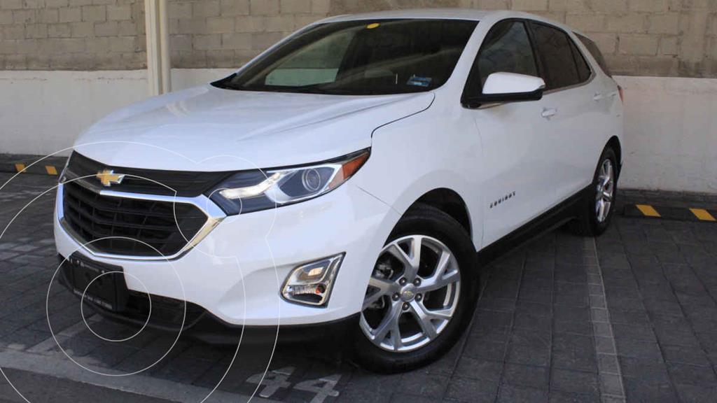 foto Chevrolet Equinox LT usado (2018) color Blanco precio $390,000